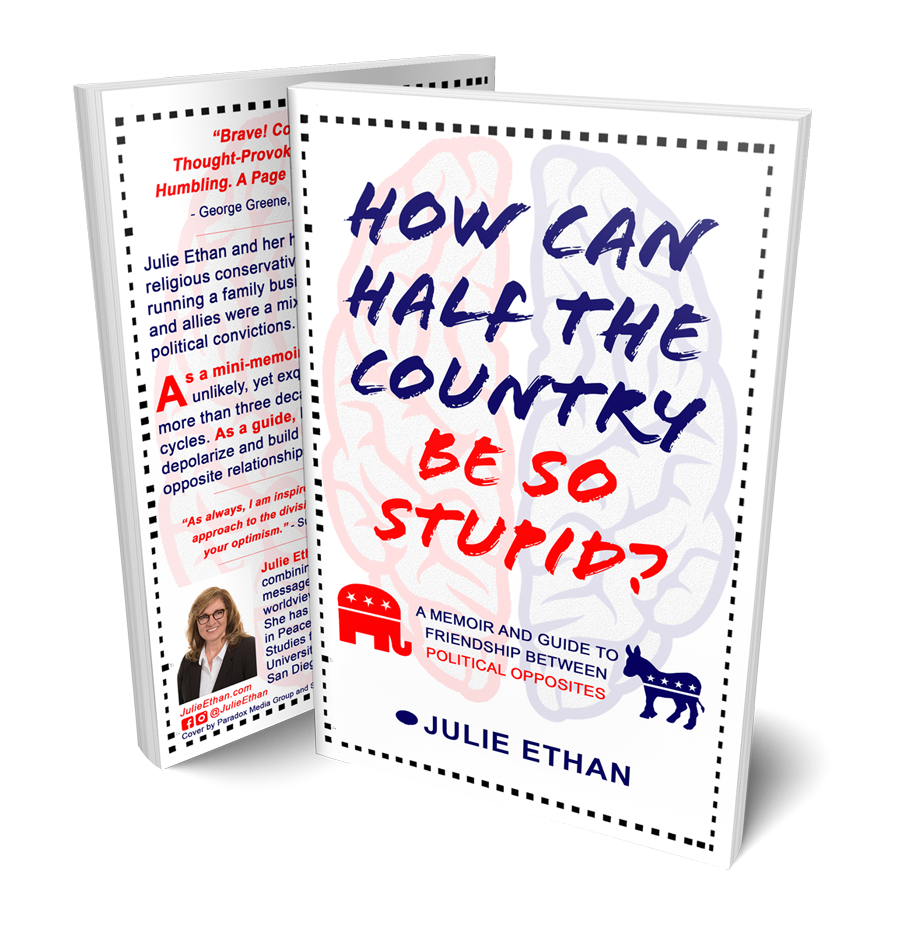 How Can Half the Country Be So Stupid? by Julie Ethan